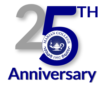 marian college 25th anniversary