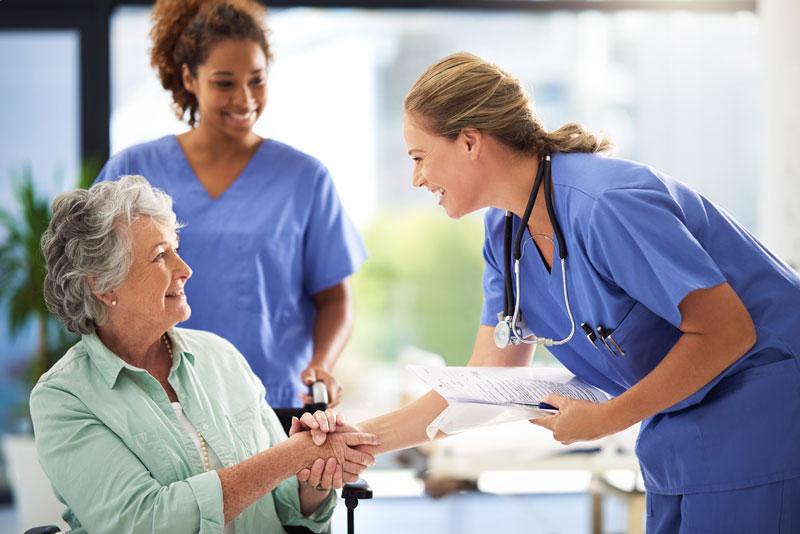 Nursing Etiquette Tips | School of Nursing Los Angeles & Van Nuys, CA